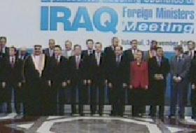 Irak'a kom�u �lkeler d��i�leri bakanlar� toplant�s� ba�lad�.11020