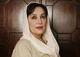 Benazir Butto, Pakistan'a tekrar geldi.8815