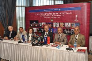 53'üncü Bursa Festivali'nde yıldızlar sahne alacak.15711