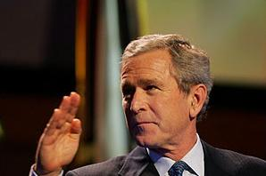 Bush, para dağıtacak.9098