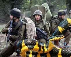 İsrail askeri ordudan kaçıyor.14010