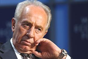 Şimon Peres: Filistin ve Lübnan'a düşman değiliz.10007