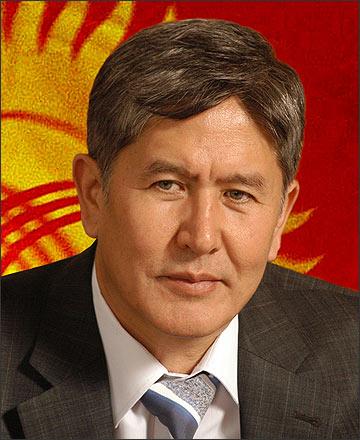 Atambayev'in zehirlenme davas� kapand�.46685
