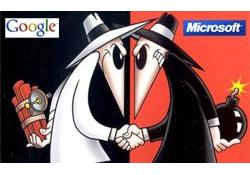 Google-Microsoft çekişmesi.39324
