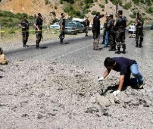 Çukurca'da mayın patladı, sebze toplayan çiftçi öldü.52230