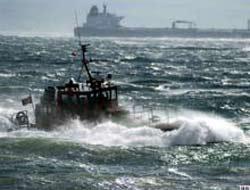 Ege'de Türk gemisi yardım istedi.12633