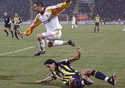 Kayseri, Fenerbahçe'yi 2-1 yendi ve kalitesini gösterdi.10566