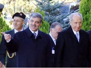 Abdullah Gül teklifiyle Şimon Peres'i şaşırttı!.14386