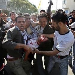 Arafat'ı anma töreninde 5 kişi öldü.15143