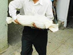 Bir evde 4 bebek cesedi bulundu.9550