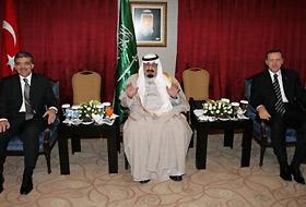MHP ve CHP'den Abdullah Gül'e 'Suudi Kral' tepkisi!.23560