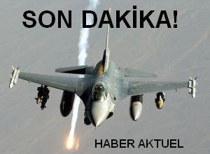 Türkiye sınırötesine geçti! Türk jetleri Kuzey Irak'ta!.10692