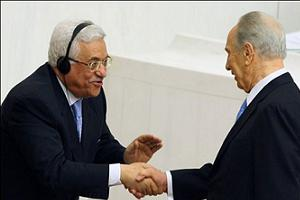 İsrail Basını: Peres uzlaştırıcı, Abbas sert.9262