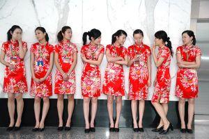Çin'de evlenilecek kız yok.20281