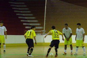 Antalya'da 'futsal' heyecanı .12333