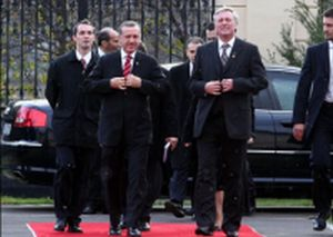 Erdoğan ilk hedefi Prag'tan döndüğünde açıklayacak.14321