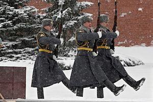 Rusya Gürcistan'dan barış gücü dışındaki tüm askerlerini çekti .19761