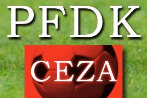 PFDK'dan kulüplere ceza.14342