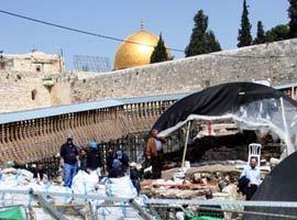 Haremüşşerif raporu: Kazılarda İslam izleri siliniyor.15550