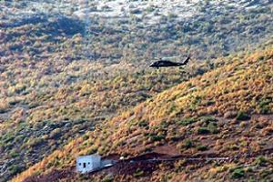 Kanada'da helikopter düştü: 17 kayıp.22767