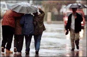 Bodrum'da şiddetli yağış etkili  .13865