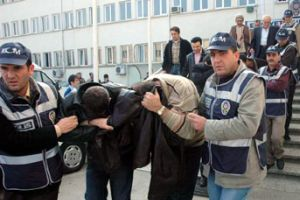 İzmir'de şantaj çetesi yakalandı.16182