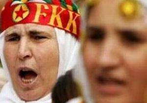 DTP üyesi kadın, terör örgütü propagandası yapmaktan tutuklandı.10611