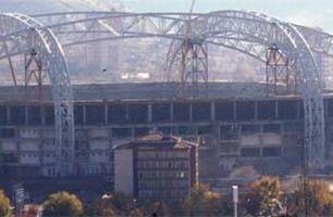 Türkiye'nin en modern stadyumu Kayseri'de olacak.12668