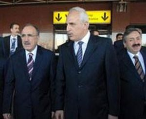 11 ilin valisi Diyarbakır'da toplandı.11866