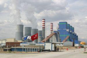 Afşin-Elbistan termik santralinde 2 ölü.21252