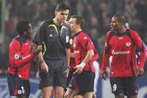 Bosna maçına skandal atama!.14328