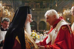 M�sl�manlar Papa'ya mektup yazd�, i�te Papa'n�n cevab�.15210