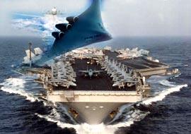 Çin'den ABD uçak gemisine izin çıktı.13843