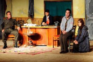 Kepez Belediyesi Tiyatrosu sezonu 'Buzlar ��z�lmeden' adl� eserle a��yor.14530