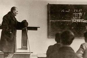Atatürk'ün hangi takımı tuttuğunu Bakan Özak açıkladı.10482