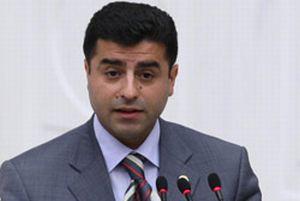 DTP'li Demirtaş Başbakan'ı suçladı: Tahrik ediyor.8094