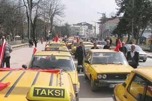 Başkent'te taksi ücretlerine zam!.14881