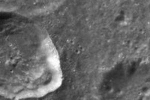 Çin'in ilk ay keşfi uydusunun ilk fotoğrafı.9025
