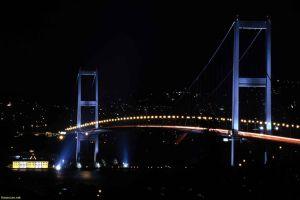 Boğaz Köprüsünde trafik faciası.8111