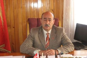 Kalp krizi geçiren AK Partili Belediye Başkanı hayatını kaybetti.12056