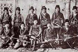 Ermeni'lerin yapt��� katliam foto�raf sergisinde.19518