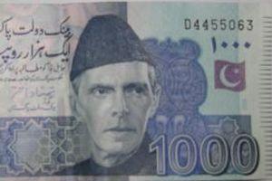 Pakistan parasına yanlışlıkla Türk bayrağı basıldı.10911