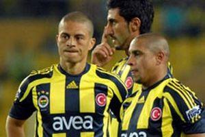 Fenerbahçe'nin yengeç dansı.15016