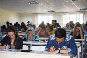 Amasya UZEM'de sınav sonuçları aynı gün açıklandı.13745