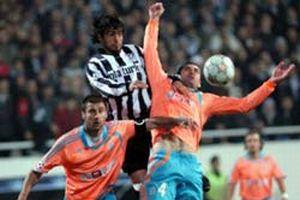 Beşiktaş, Marsilya'yı Bobo ile vurdu.14603