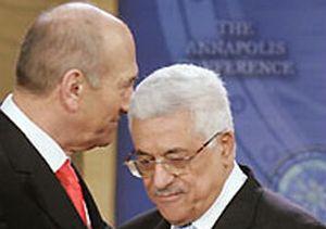 Olmert ile Abbas bugün bir araya geliyor.11185