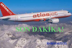 Flaş Atlas Jet'e bağlı uçak düştü!.76721