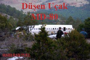 Düşen uçak MD 80 birçok ölümlü kazaya karışmış!.54131