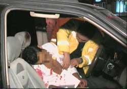 Polisin vurduğu genç yaşam savaşını kaybetti.7680