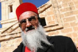 FLAŞ! Kaçırılan Süryani rahip serbest bırakıldı.12017